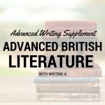 Advanced British Literature A Advanced Writing Supplement