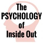 Psychology of Inside Out Disney