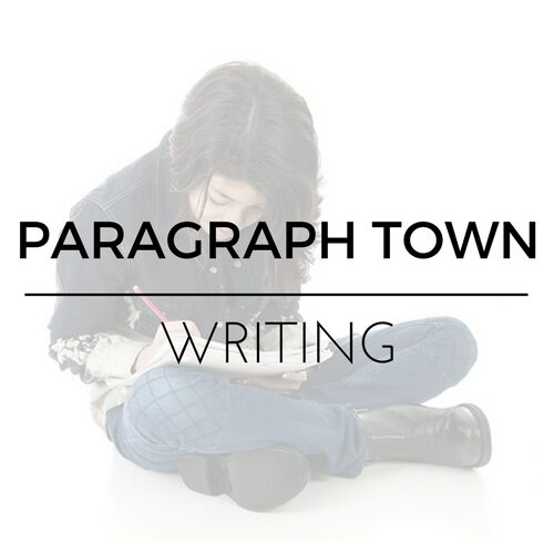 Paragraph Town Writing