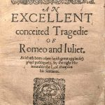 Shakespeare Romeo and Juliet