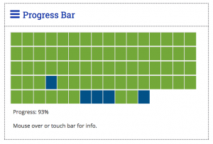 Student Progress Bar