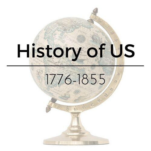 Hakim A History of US 1776 - 1855