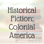 Historical Fiction Colonial America